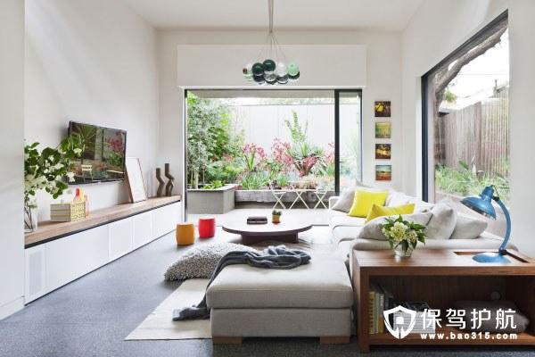 裝修客廳地板磚的分類有哪些?