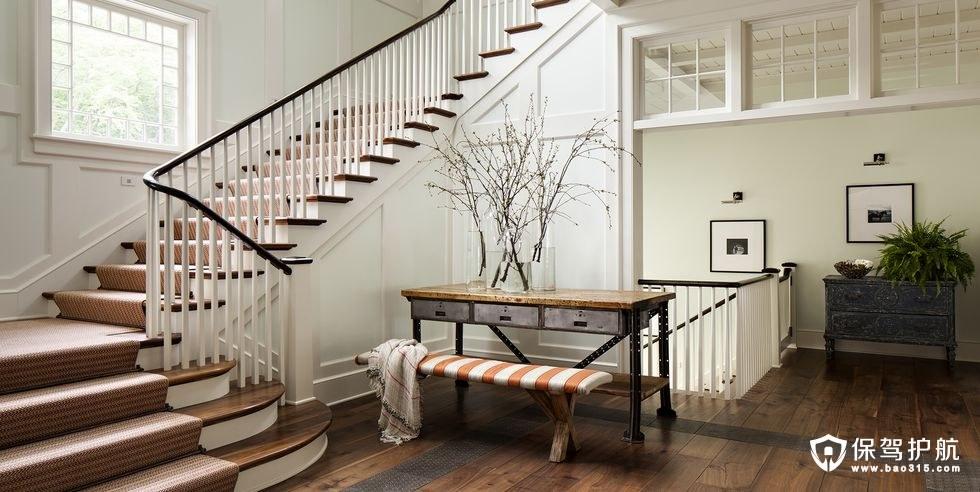 复古楼梯不会设计?这十几个楼梯设计案例让你的灵感爆炸!