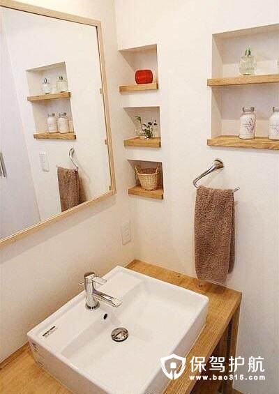 卫生间装修风水禁忌
