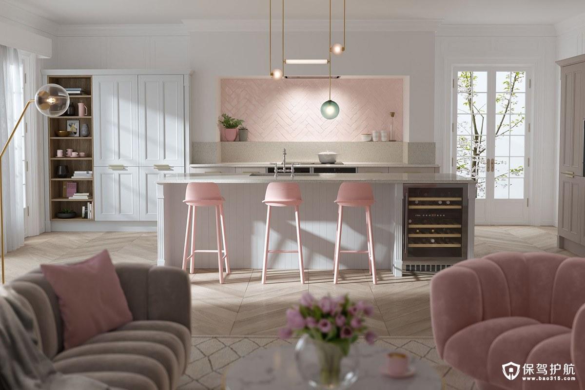 【厨房设计】这样的厨房设计,直男都能掰弯...(二)