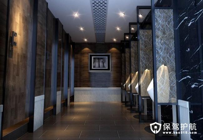 公共卫生间蹲位尺寸,公共卫生间设计规范