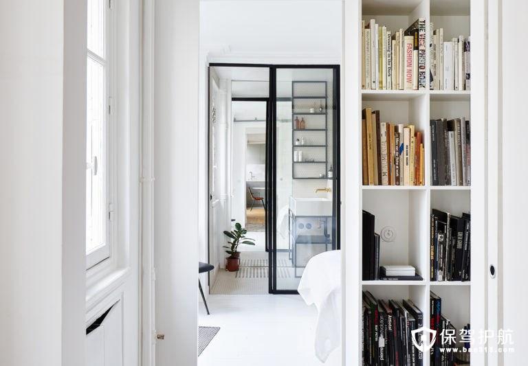 用这9个办法,将这间小公寓的空间利用最大化!
