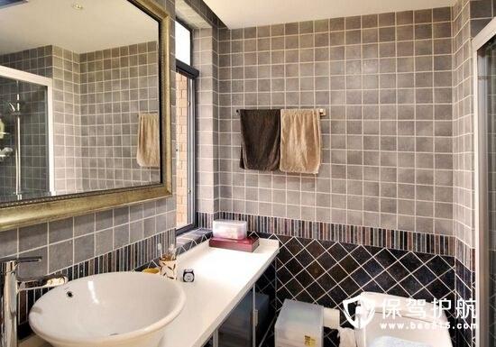从风水上讲卫生间窗帘用什么颜色好?