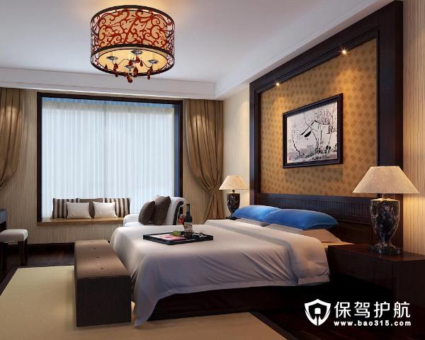 中式卧室是如何装修 中式卧室装修流程