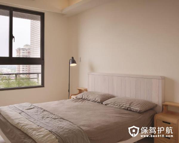 优雅的日式风格卧室 只需要掌握这三点装修技巧
