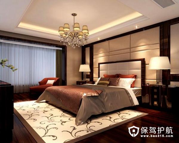中式卧室装修六大风水禁忌及破解方法