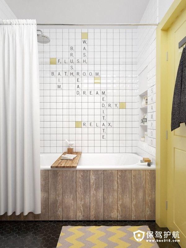卫生间瓷砖变黄 卫生间瓷砖变黄怎么办?教你一招洁白如新!