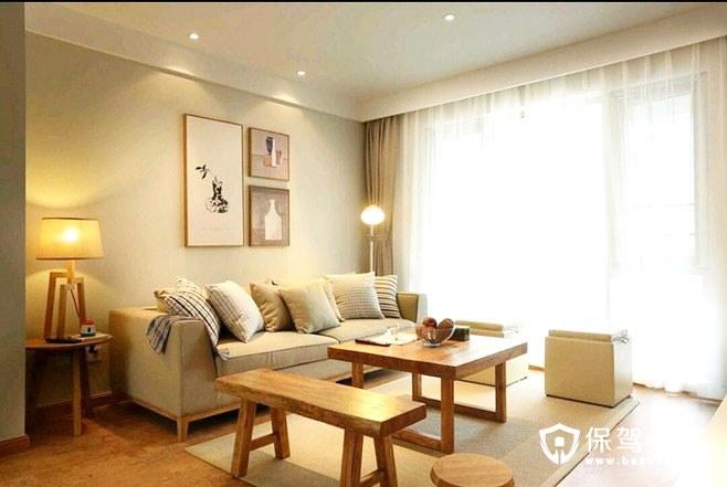 日式客厅装修从哪下手?