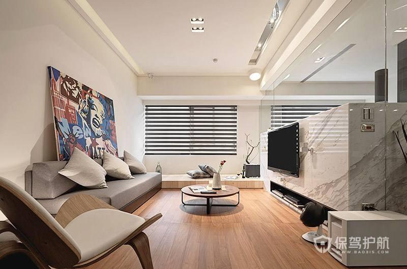 小户型日式客厅装修技巧有哪些?