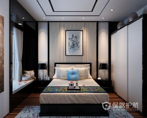 中式风格卧室装修方法与装修注意事项