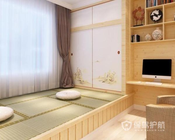 日式榻榻米卧室设计装修 日式榻榻米卧室装修注意事项