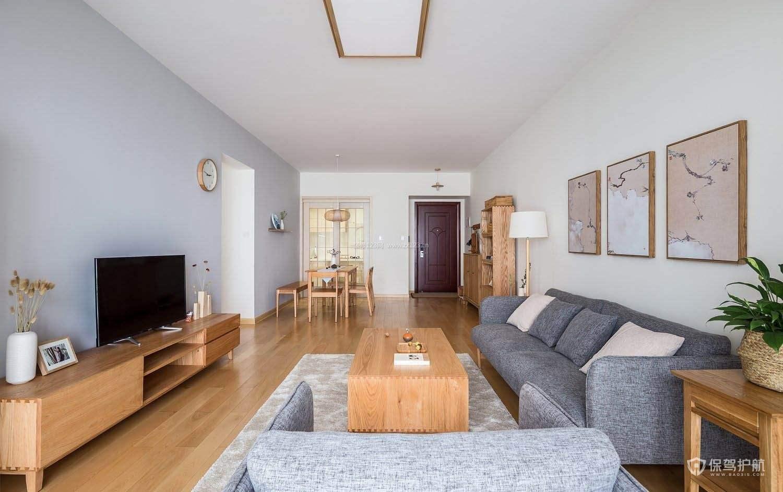 日式客厅墙刷什么颜色好看?日式客厅墙面漆颜色选择有这几点!