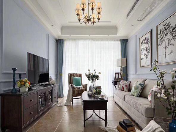 玉兰公寓  163㎡美式风格