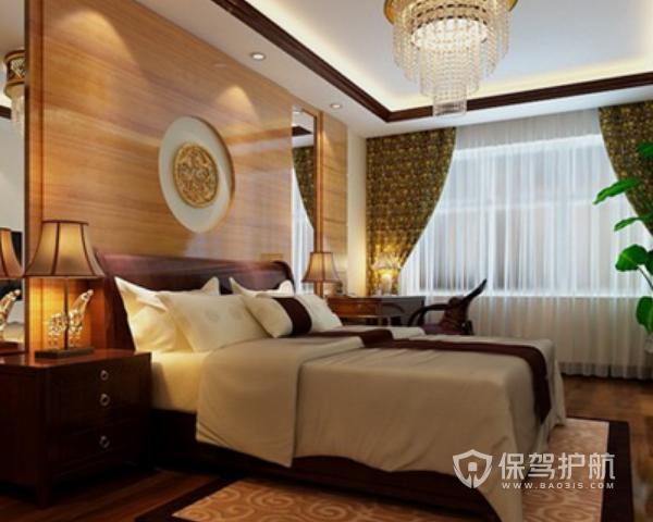 中式卧室装修效果图赏析