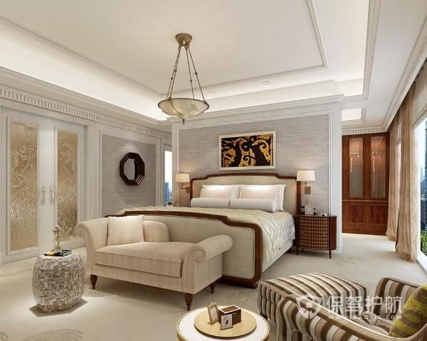 欧式复古卧室如何装修 欧式复古卧室装修技巧