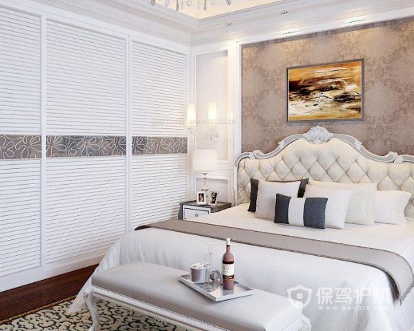 欧式卧室壁橱如何装修 欧式卧室壁橱装修技巧