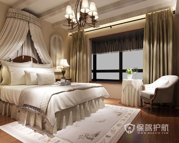 欧式卧室如何装修设计 欧式卧室装修设计要点