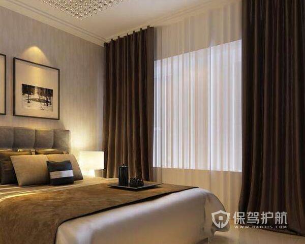 卧室窗帘用什么颜色好 卧室窗帘颜色搭配技巧