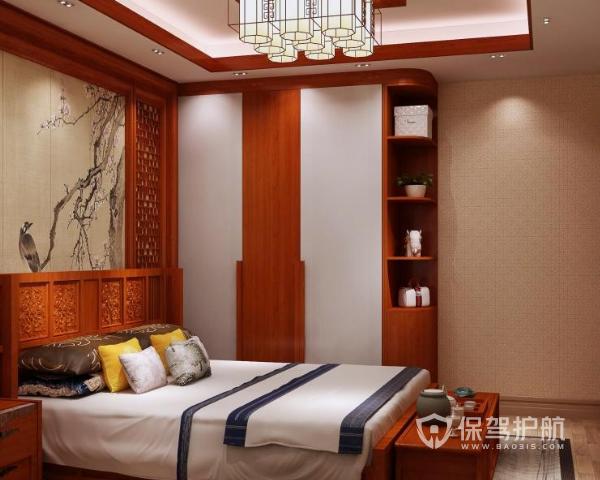 中式风格卧室如何设计 中式风格卧室设计效果图赏析