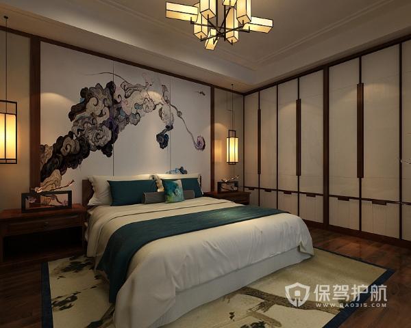 新中式风格卧室好不好 新中式风格卧室的特点
