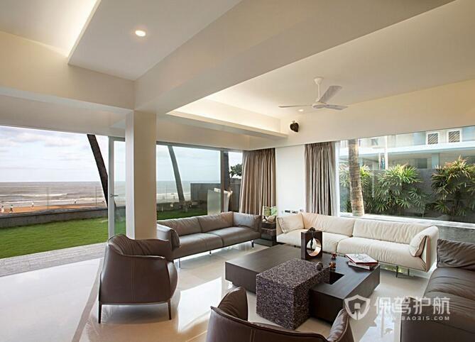 客厅装吊扇好不好?客厅装吊扇灯有什么优缺点?