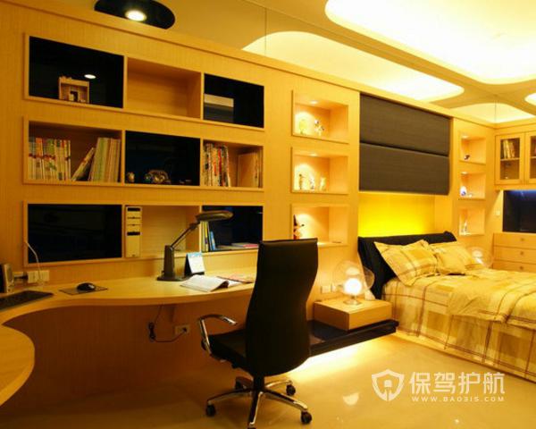 卧室书柜如何摆放 卧室书柜摆放技巧