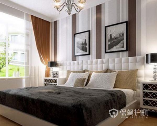 现代简约风格卧室设计效果图欣赏