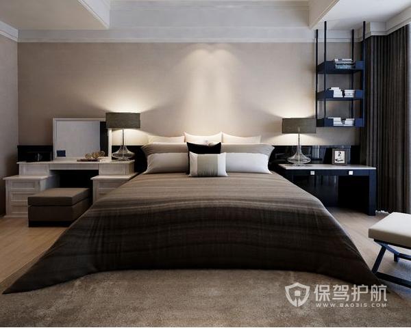 现代简约卧室的特点 现代简约卧室设计方案
