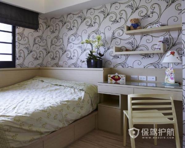 卧室墙纸怎么贴 卧室贴墙纸的步骤