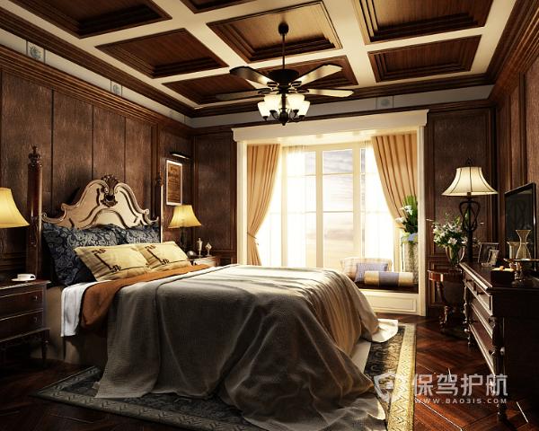 欧式古典卧室好不好 欧式古典卧室设计方案