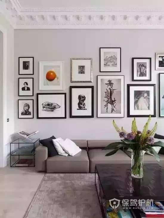 客厅怎么装石膏线好看?客厅石膏线怎么装修