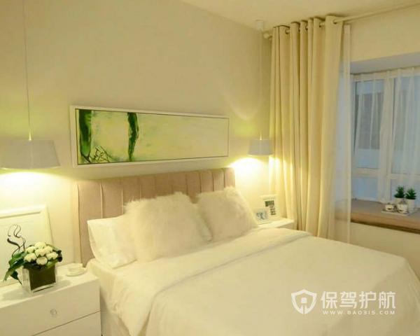 卧室墙漆用什么颜色好 卧室墙漆施工步骤