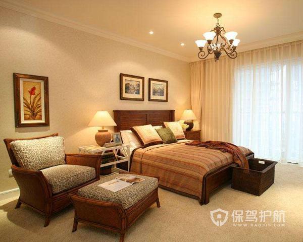 卧室可以摆放沙发吗?卧室摆放沙发效果图