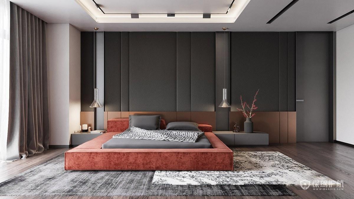 【室内设计】10间现代卧室装修效果图,治愈你的失眠症~