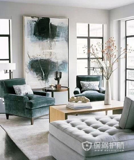 中式客廳裝修合同指南4