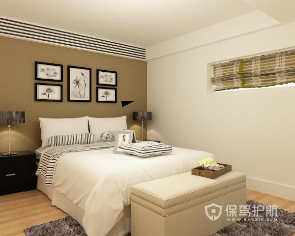 小戶型簡約臥室如何裝修 小戶型簡約臥室裝修技巧