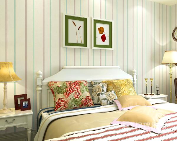 卧室墙纸选什么颜色好 卧室墙纸颜色选择技巧