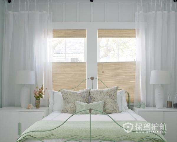 卧室窗帘颜色搭配技巧 卧室窗帘颜色风水禁忌