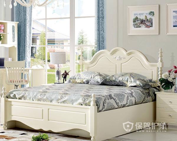 韩式田园卧室如何设计?韩式田园卧室设计注意事项