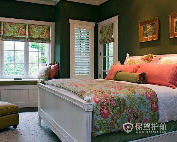 田园风格卧室如何装修设计 田园风格卧室装修设计方案