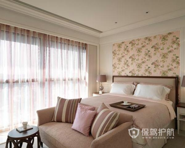 法式田园卧室设计方案 法式田园卧室搭配技巧