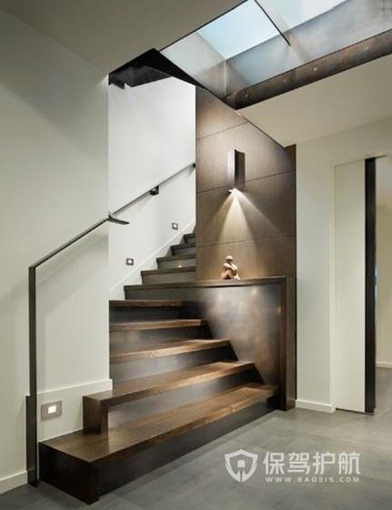 客厅风水中楼梯的最佳方位,客厅楼梯有哪些风水禁忌?
