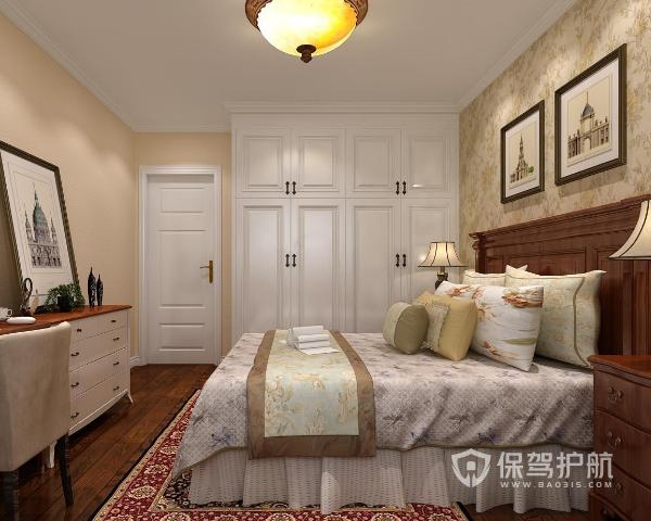 卧室入墙式衣柜如何安装 卧室入墙式衣柜安装步骤