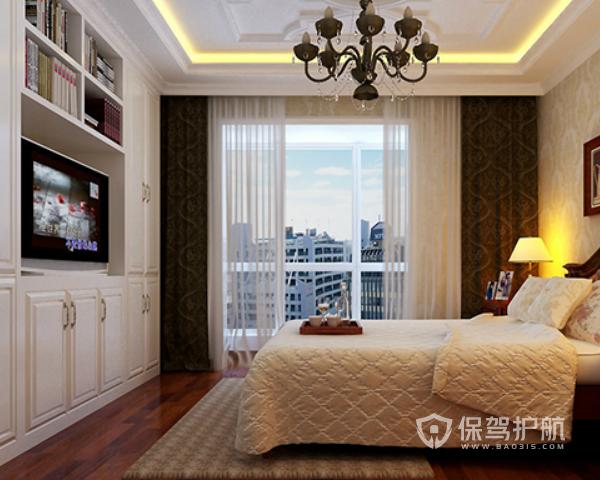 卧室嵌入式电视柜如何安装 卧室嵌入式电视柜安装技巧