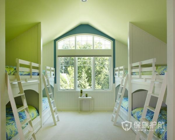 简约儿童房卧室如何设计 简约儿童房卧室设计方案