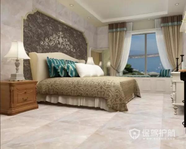 卧室墙面适合贴瓷砖吗 卧室墙贴瓷砖好还是贴壁纸好
