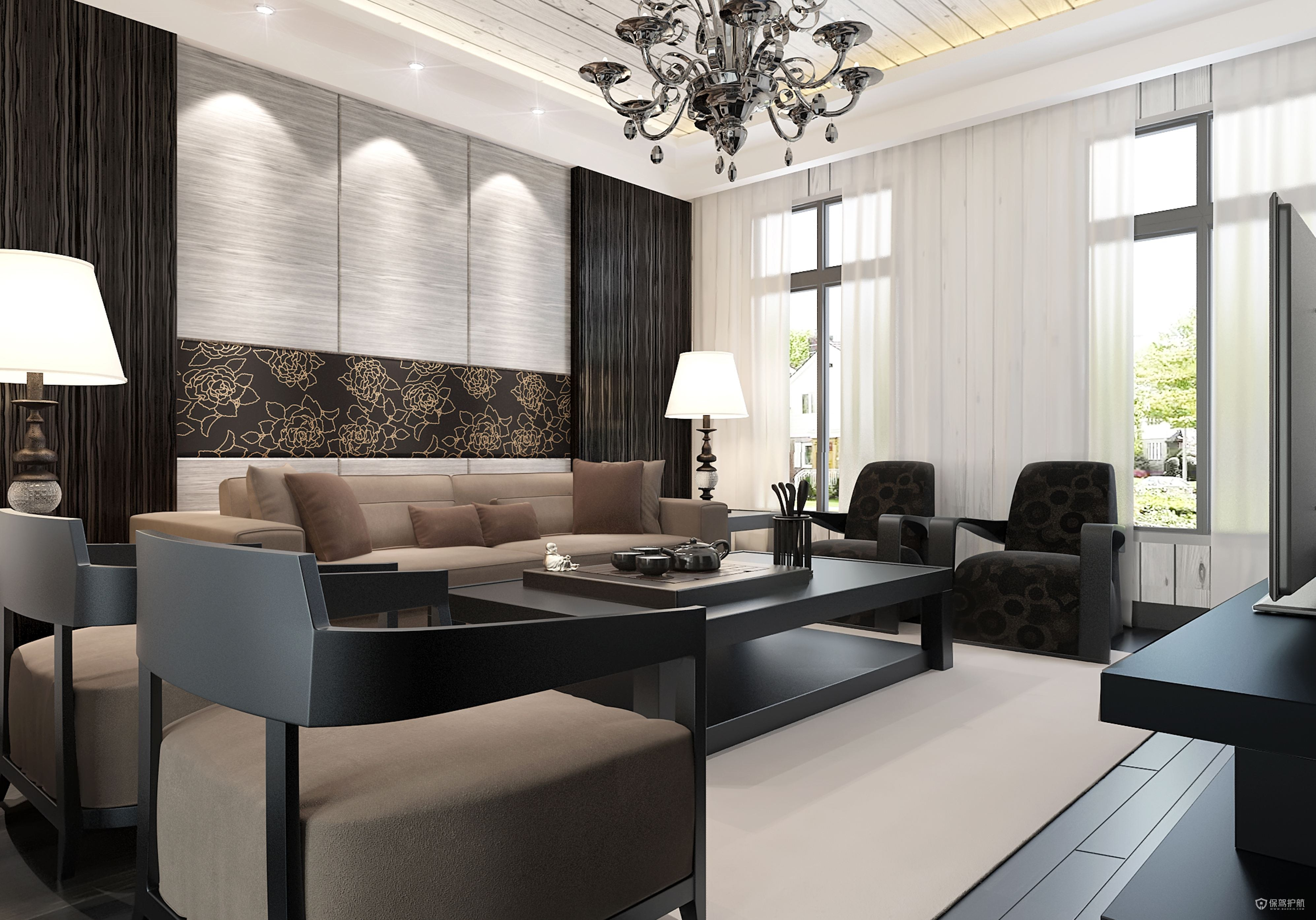 客厅装修先安装门还是地板?