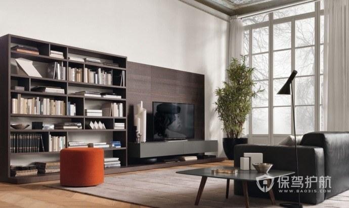 如何装修出电视墙设计简单大方?