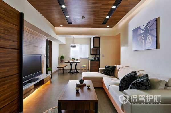 客厅实木地板施工步骤,客厅实木地板怎么施工?