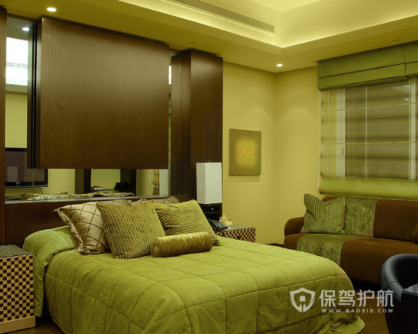 宜家卧室吊顶如何装修 宜家卧室吊顶装修方案